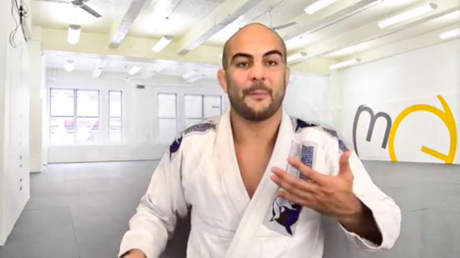 What To Do When You Are Injured And Can't Train BJJ - Bernardo Faria