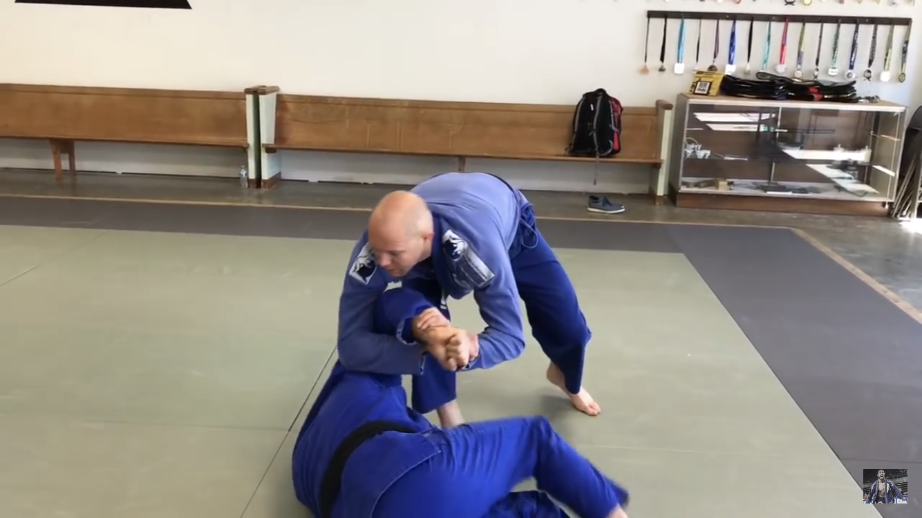 Kimura for Cops by Brian