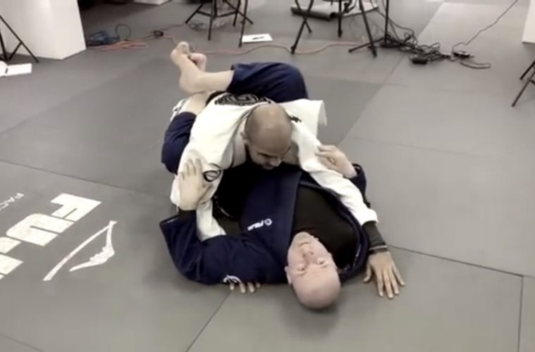 How To Do The Perfect BJJ Mount Escape by John Danaher - Bernardo